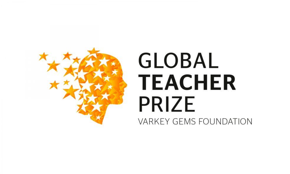 Logo For Global Teacher Prize