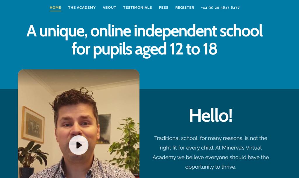 Harrow school online alternatives