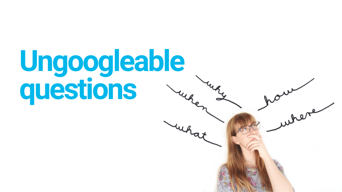 """Featured image for """"Tired of Homeschooling? Try Our Top 5 Ungoogleable Questions"""""""